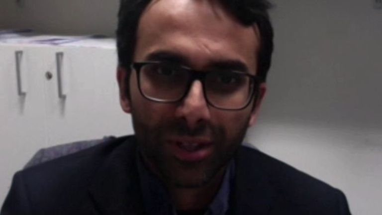 Professor Ravi Gupta explains coronavirus variants