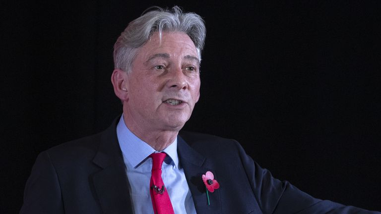 EMBARGOED TO 2200 FRIDAY JANUARY 08 File photo dated 06/11/19 of Scottish Labour leader Richard Leonard