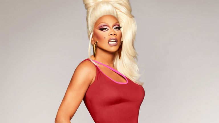 RuPaul is back for the second series of RuPaul's Drag Race in the UK. Image Credit: BBC/World of Wonder