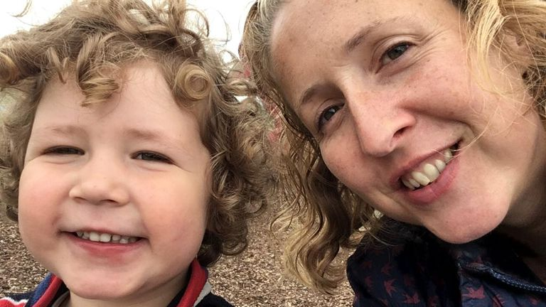 Catherine's son has autism spectrum disorder and pathological demand avoidance