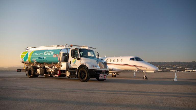Signature Aviation. Pic: Signature Aviation