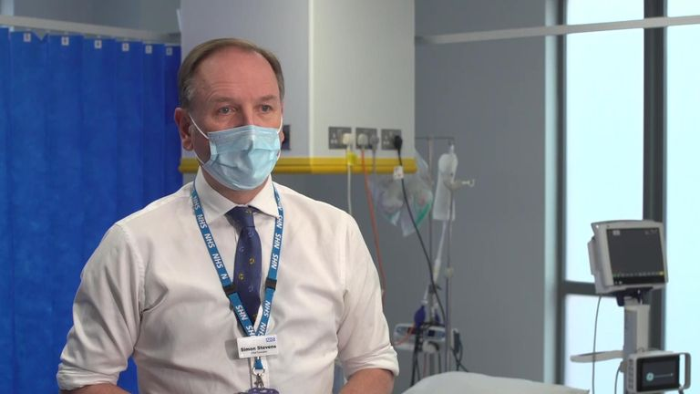 Sir Simon Stevens to be made a peer after he steps down as head of NHS England