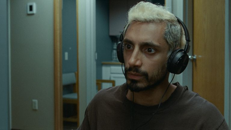 Riz Ahmed in Sound Of Metal. Pic: Amazon Studios