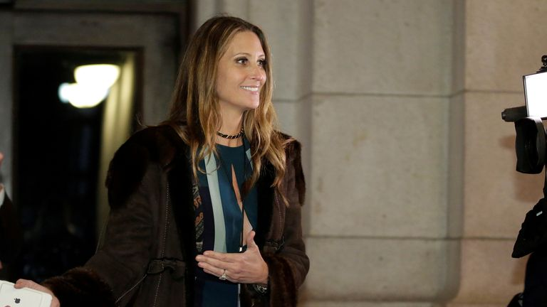 Stephanie Winston Wolkoff has said the first lady lacks a 'moral compass'