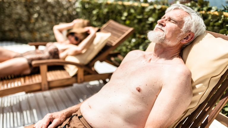 Most skin cancer cases are due to excessive exposure to the sun