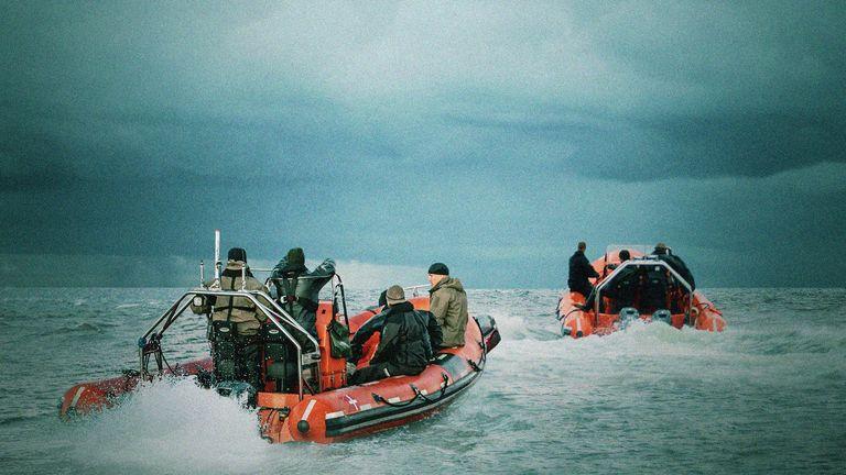 The Investigation. Pic: BBC / misofilm & outline film