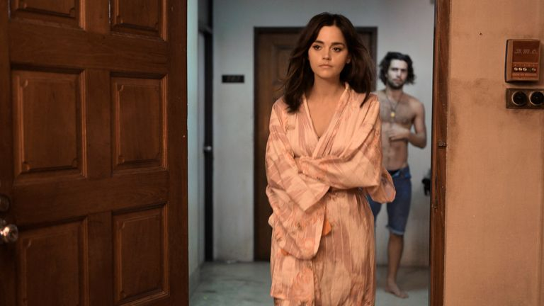 Jenna Coleman in The Serpent. Pic: BBC/ © Mammoth Screen