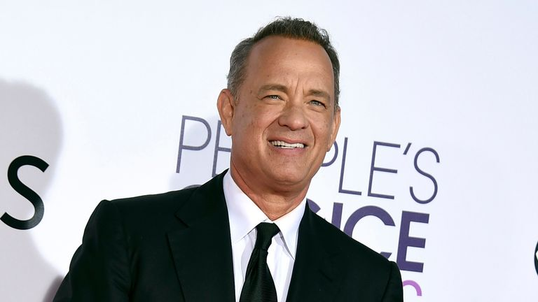 Tom Hanks hosts the inauguration prime-time TV special