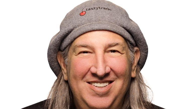 Tom Sosnoff is tastytrade's co-CEO. Pic: tastytrade