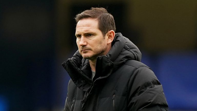 Frank Lampard's vision to develop his Chelsea side took longer than anticipated