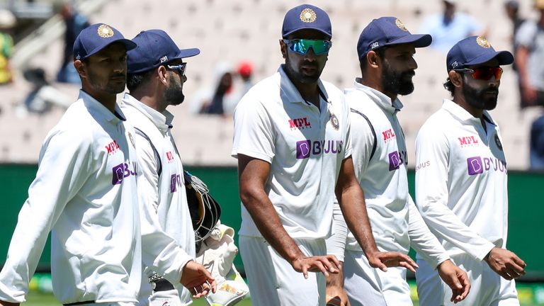 India, Test cricket (Associated Press)