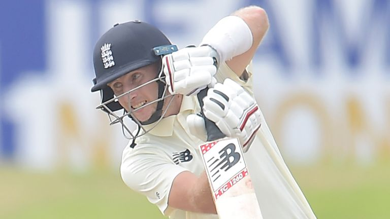 Sri Lanka portal - Joe Root
