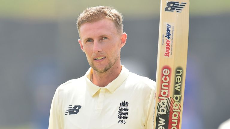 Sri Lanka portal - Joe Root reached his 19th Test century before lunch on day three in Galle