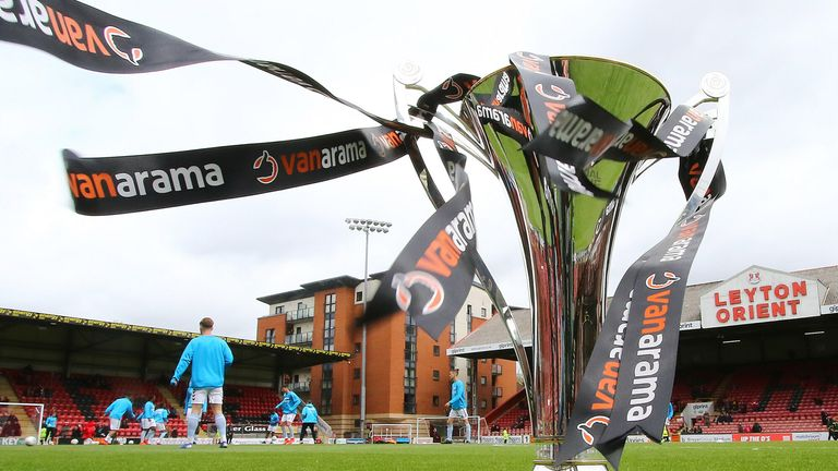 The National League received £10m from the DCMS to allow the season to start back in October, but that has now run out