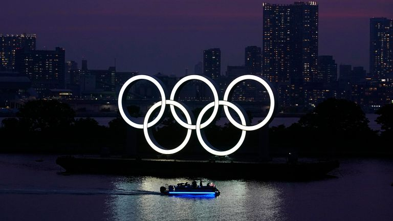 Tokyo Olympics generic