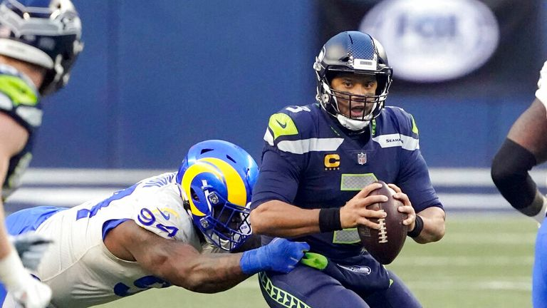 Los Angeles Rams 30-20 Seattle Seahawks: Rams defence dominates Russell Wilson in defensive battle | NFL News