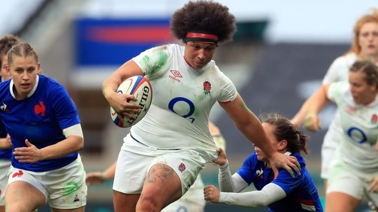Brown says she likes the occasion of a Six Nations final - which has been introduced this year due to the coronavirus pandemic - but a hybrid format between a mini-league and a final could be the way forward for the competition