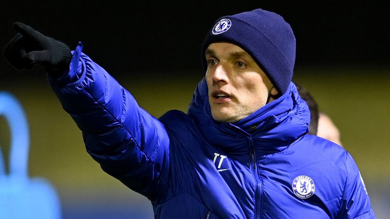 Chelsea head coach Thomas Tuchel says he will give 'every chance' to the club's academy players to break into the first-team