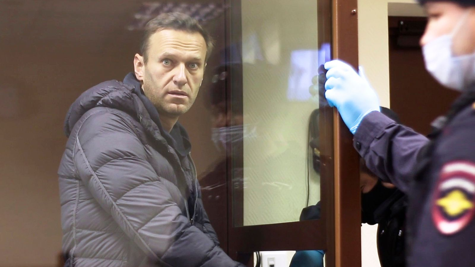 Hunger striking Navalny 'losing feeling in hands after suffering two spinal hernias'