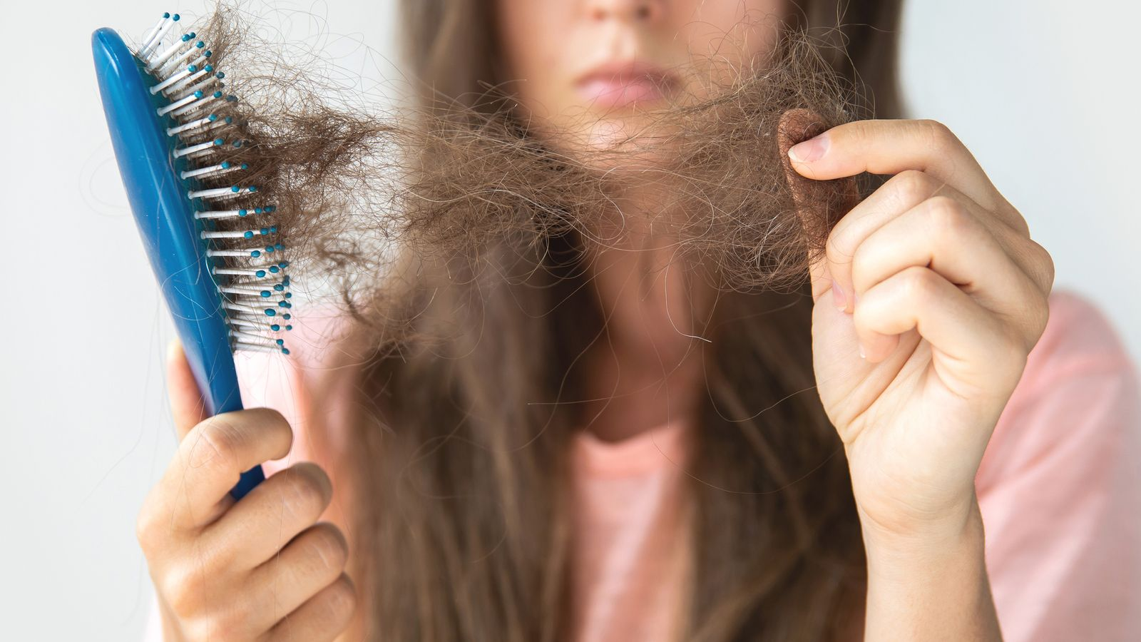 COVID-19: Hair loss identified as long-term symptom of coronavirus - with women most at risk, study says