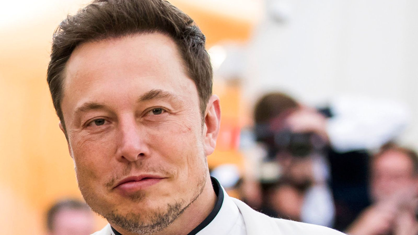 Tesla boss Elon Musk is no longer world's richest person as share prices in car company drop