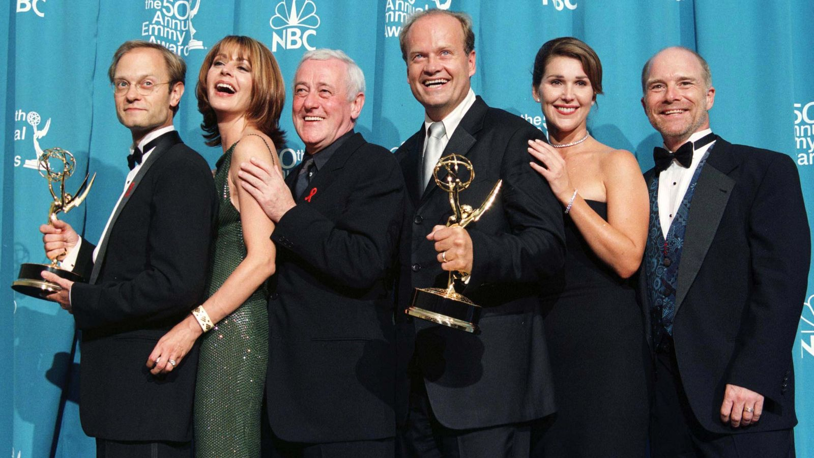 Frasier is again: Kelsey Grammer to return as radio host in reboot of hit TV collection