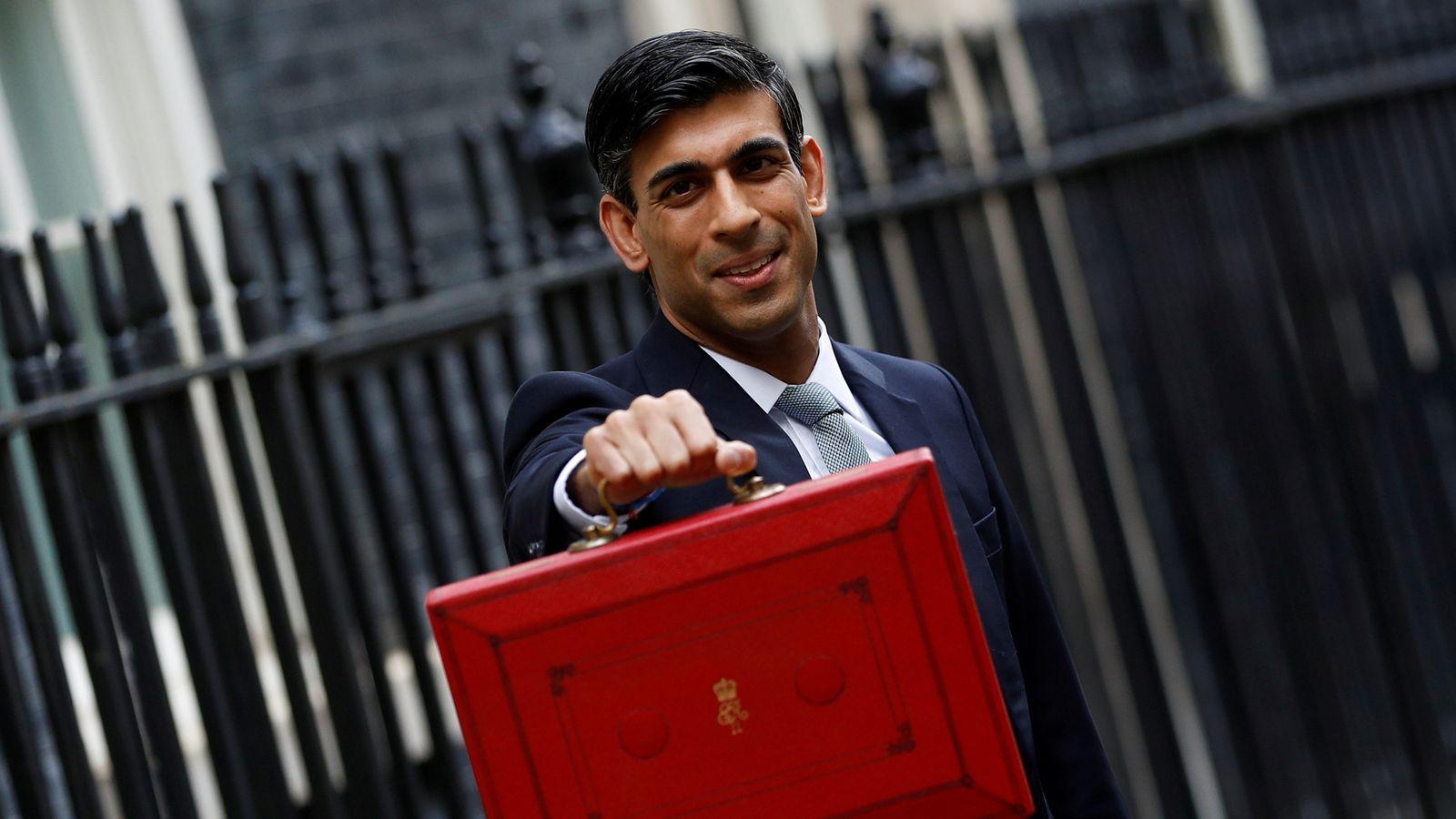 Budget 2021: Rishi Sunak plans £520m Help to Grow scheme for small firms