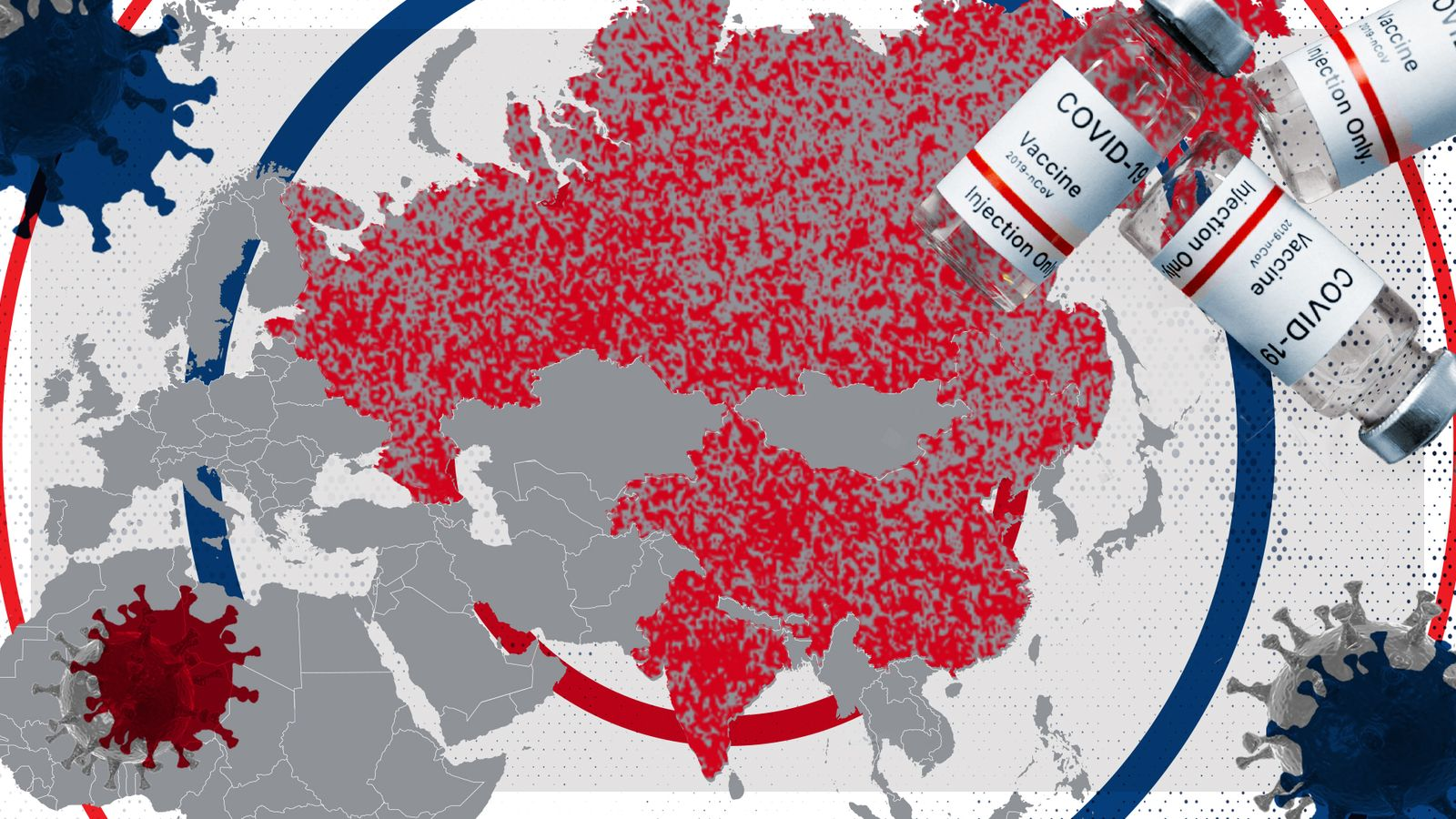 COVID-19 'vaccine diplomacy': China, Russia and India cherry-picking the countries they help