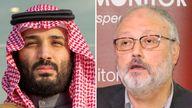 Saudi Crown Prince Mohammed bin Salman has consistently denied ordering the capture or murder of Jamal Khashoggi