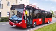 Switch Mobility electric bus