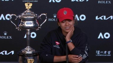 Osaka reveals biggest goal after Aus Open win