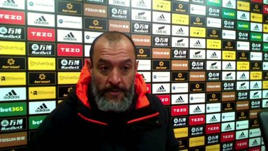 Nuno: We deserved our luck against Leeds