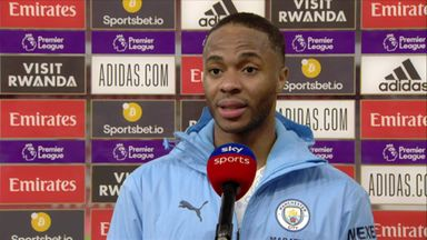 Sterling: Great to get another win