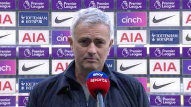 Mourinho: Win important for our self-esteem