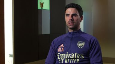 Arteta: Arsenal in much better place
