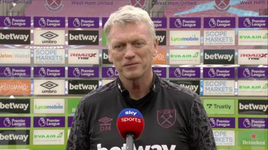 West Ham v Spurs: Moyes pre-match