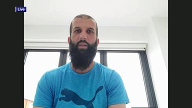 Moeen: Leaving India wasn't a big deal