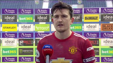 Maguire: I was confident it was a penalty