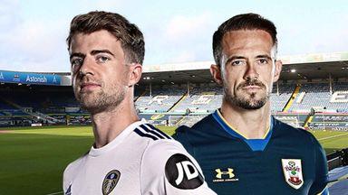 PL: Leeds v Southampton