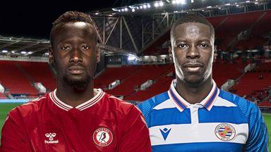 EFL Hlts: Bristol City v Reading