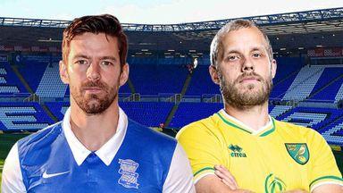 EFL Hlts: Birmingham v Norwich