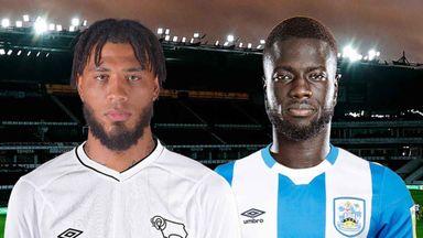 EFL Hlts: Derby v Huddersfield