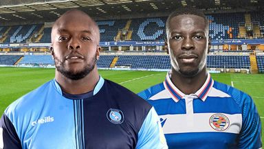 EFL Hlts: Wycombe v Reading