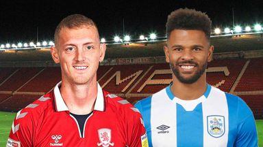 EFL Hlts: M'boro v Huddersfield