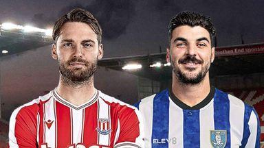 EFL Hlts: Stoke v Sheff Weds