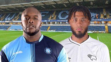 EFL Hlts: Wycombe v Derby