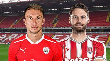EFL Hlts: Barnsley v Stoke