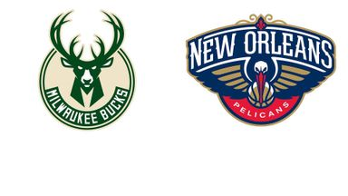 NBA : New Orleans @ Milwaukee