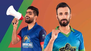 PSL: Karachi Kings v Multan Sultan