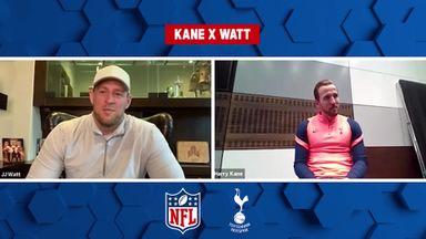 Kane, Watt discuss Football vs NFL